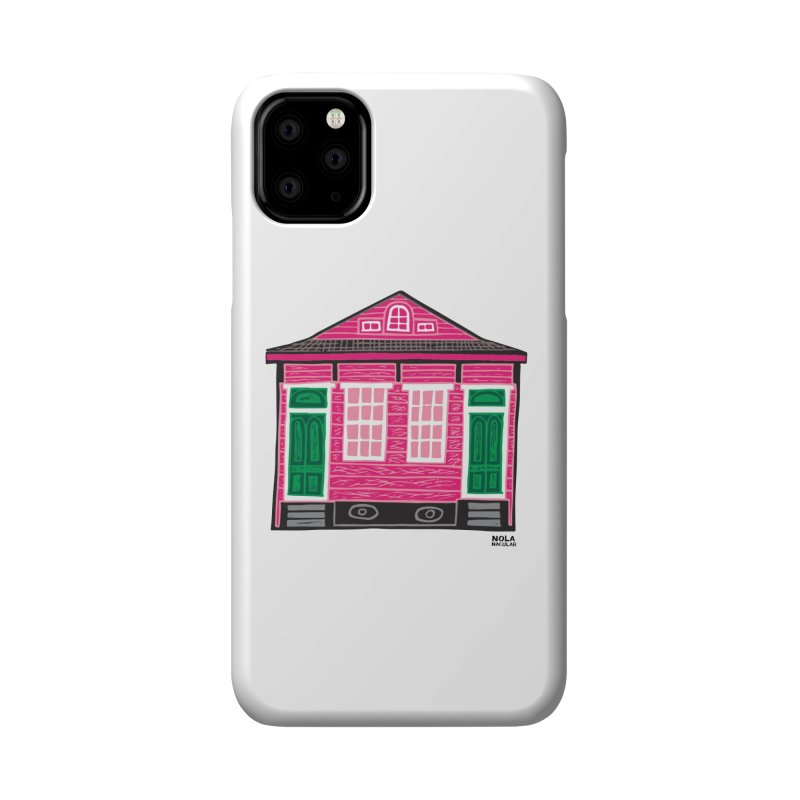 Four Bay Shot Gun in color Accessories Phone Case by NOLA 'Nacular's Shop