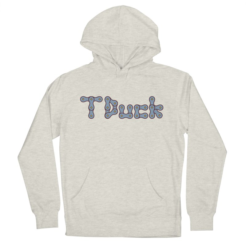 TDuck Women's French Terry Pullover Hoody by NOLA 'Nacular's Shop