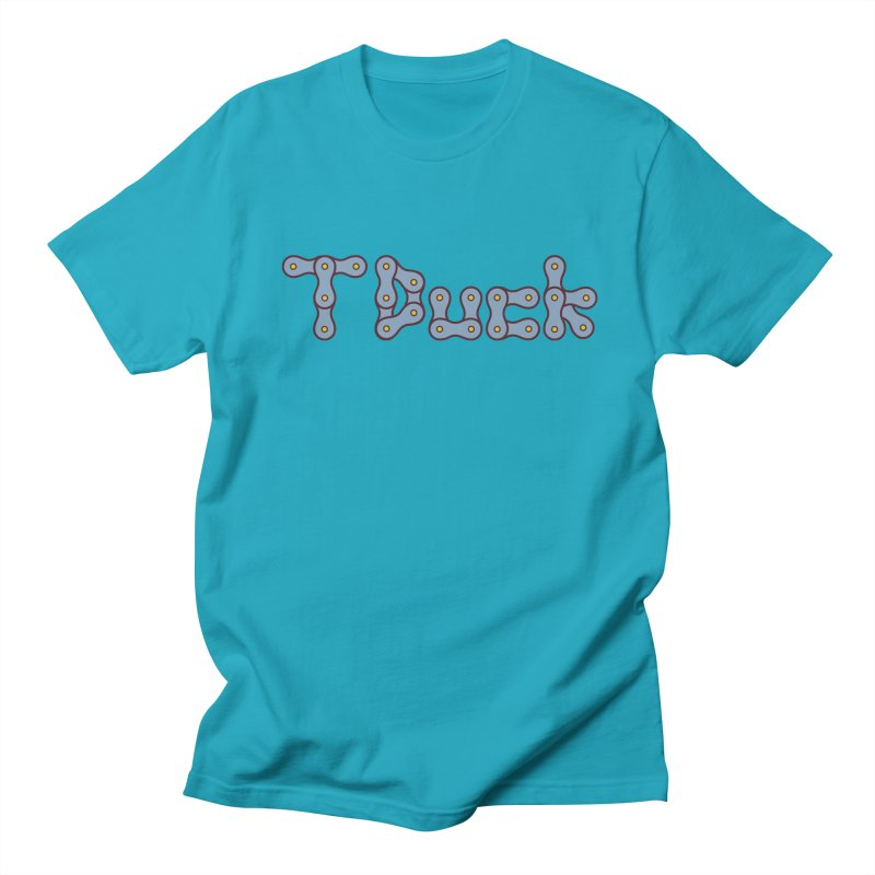 TDuck Men's Regular T-Shirt by NOLA 'Nacular's Shop