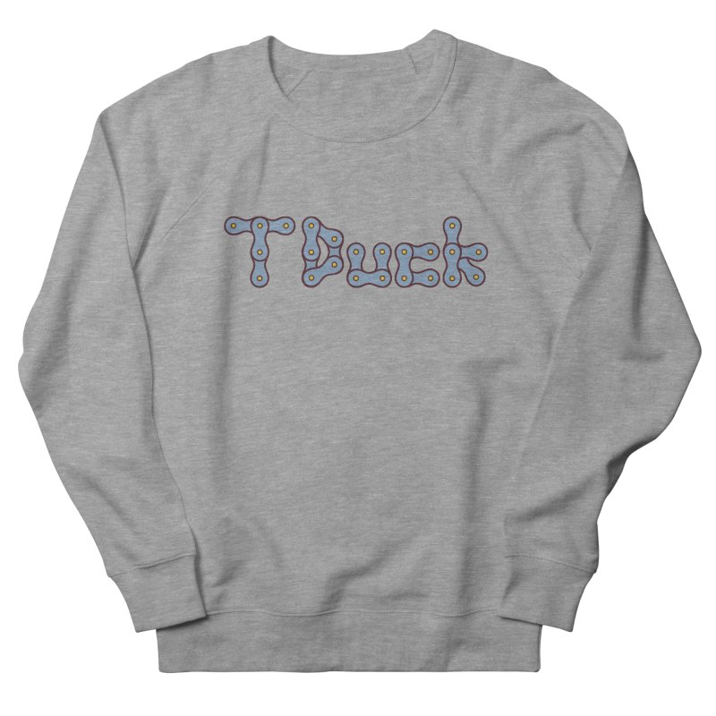 TDuck Men's French Terry Sweatshirt by NOLA 'Nacular's Shop