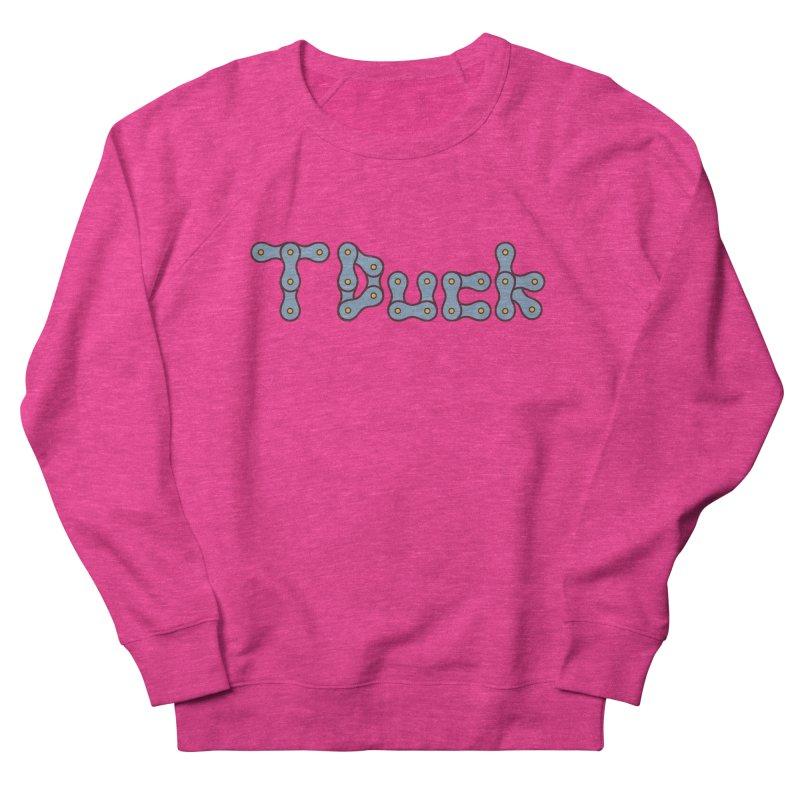 TDuck Men's French Terry Sweatshirt by NOLA 'Nacular's Shop