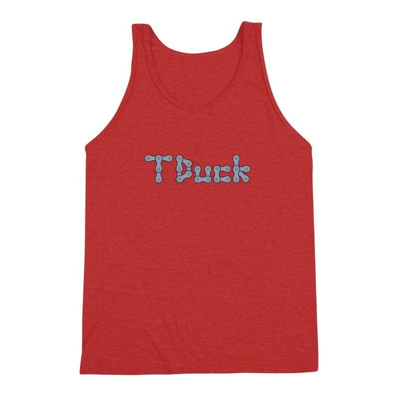 TDuck Men's Triblend Tank by NOLA 'Nacular's Shop
