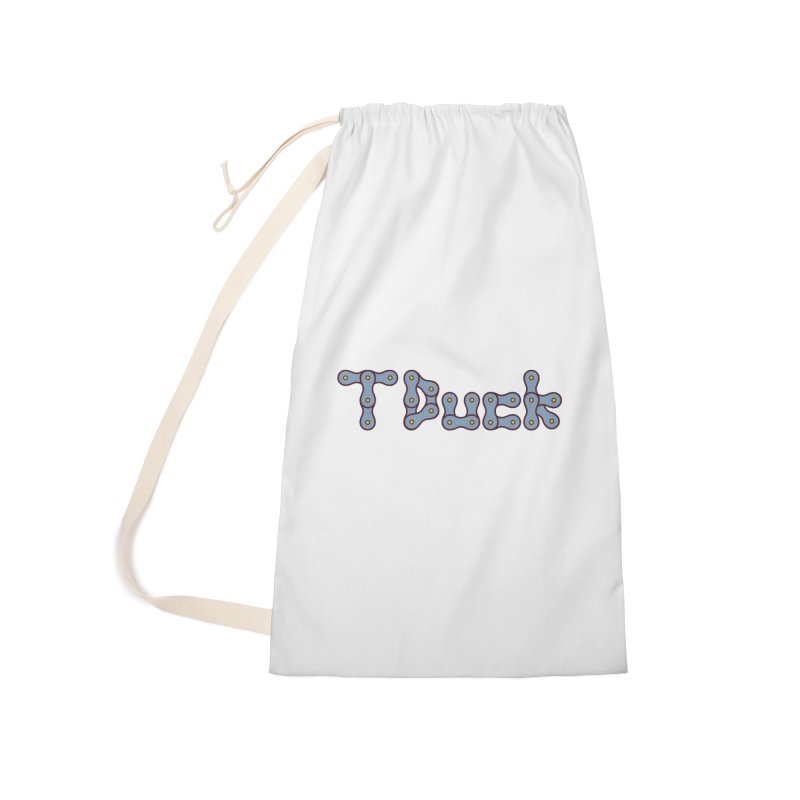TDuck Accessories Laundry Bag Bag by NOLA 'Nacular's Shop