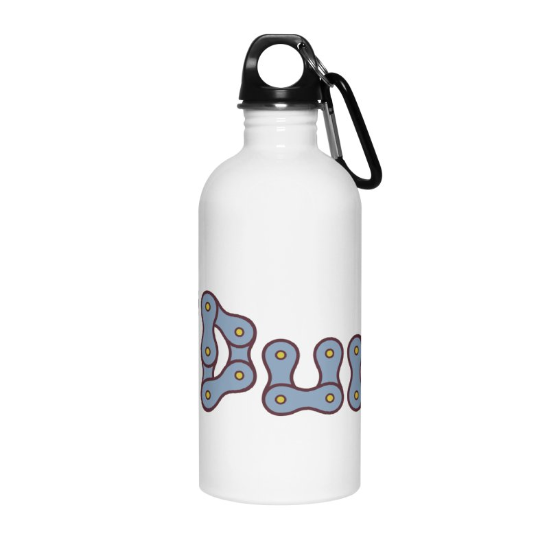TDuck Accessories Water Bottle by NOLA 'Nacular's Shop