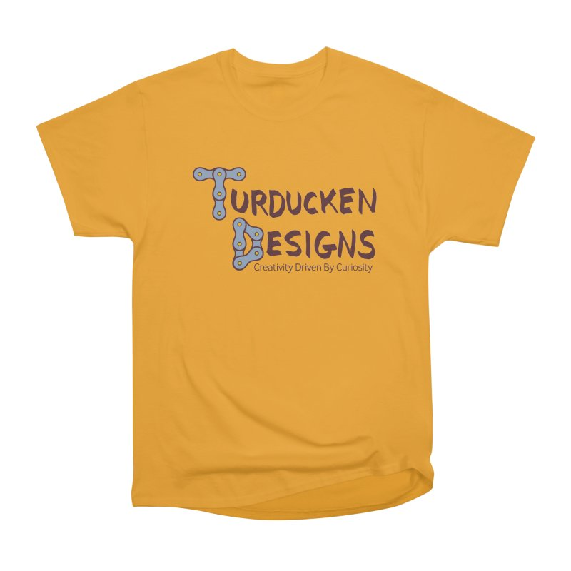 Turducken Designs Men's Heavyweight T-Shirt by NOLA 'Nacular's Shop