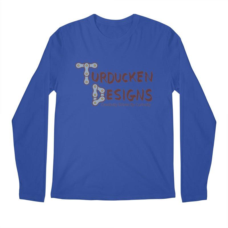 Turducken Designs Men's Regular Longsleeve T-Shirt by NOLA 'Nacular's Shop