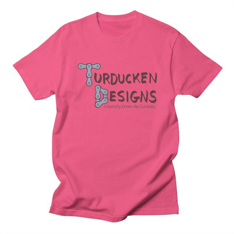 Turducken Designs Men's Regular T-Shirt by NOLA 'Nacular's Shop