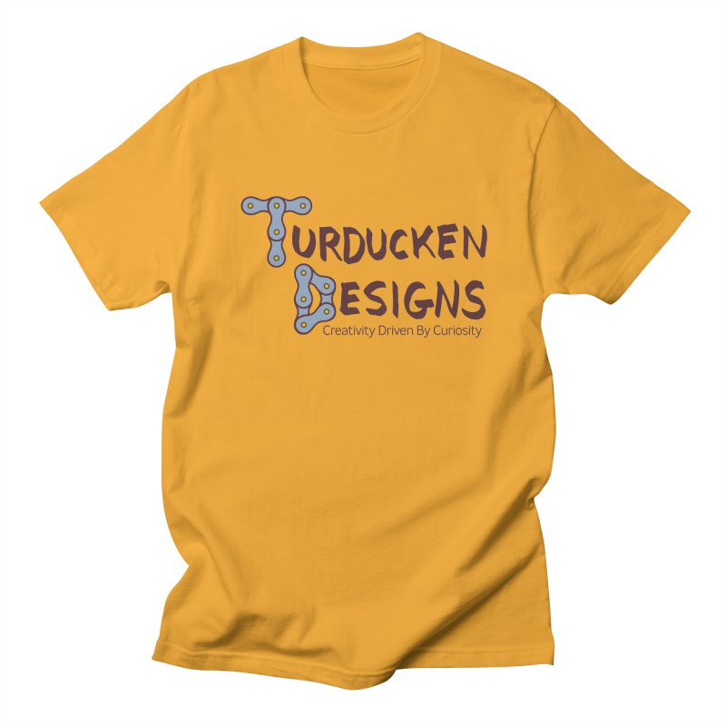 Turducken Designs Women's Regular Unisex T-Shirt by NOLA 'Nacular's Shop