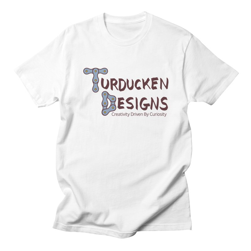 Turducken Designs Men's Regular T-Shirt by NOLA 'Nacular's Shop