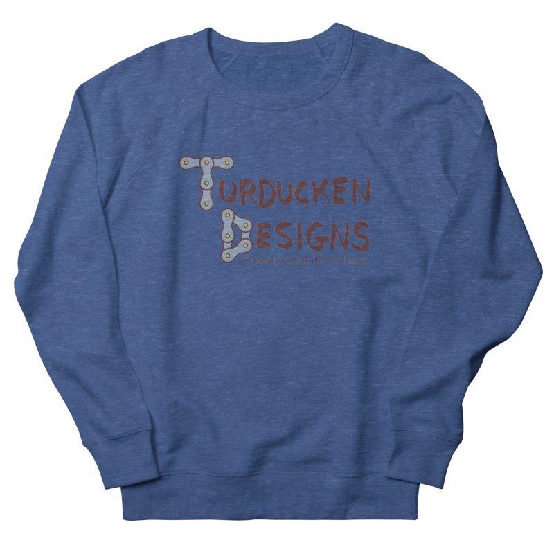 Turducken Designs Men's Sweatshirt by NOLA 'Nacular's Shop
