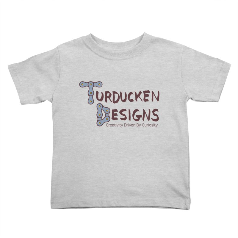 Turducken Designs Kids Toddler T-Shirt by NOLA 'Nacular's Shop
