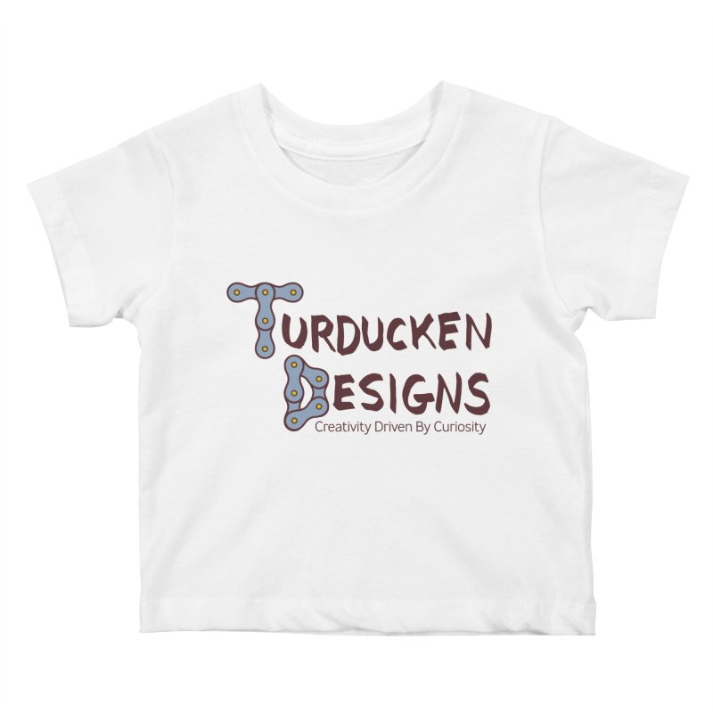 Turducken Designs Kids Baby T-Shirt by NOLA 'Nacular's Shop