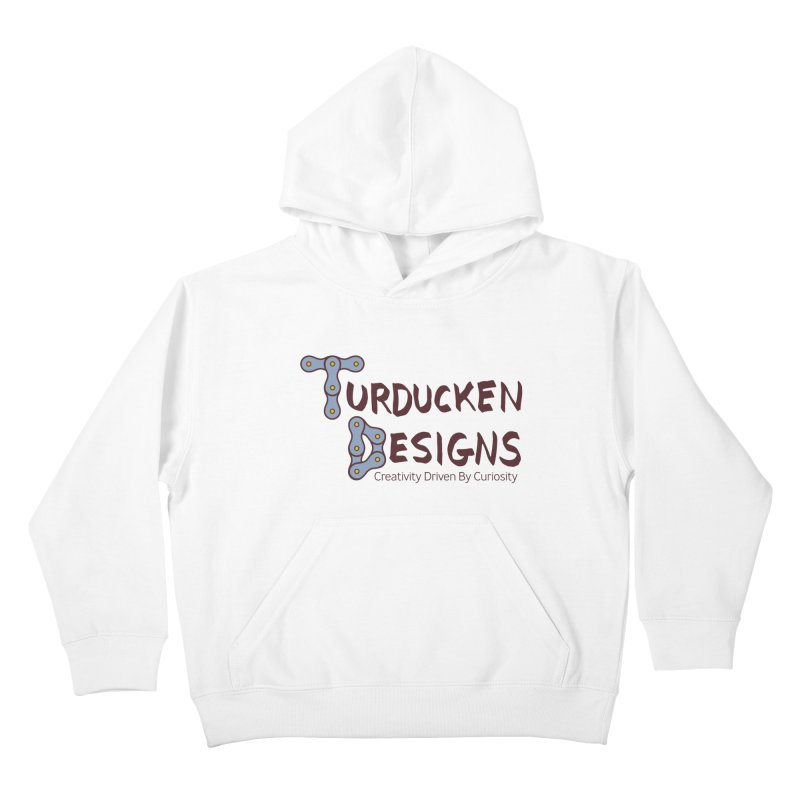 Turducken Designs Kids Pullover Hoody by NOLA 'Nacular's Shop