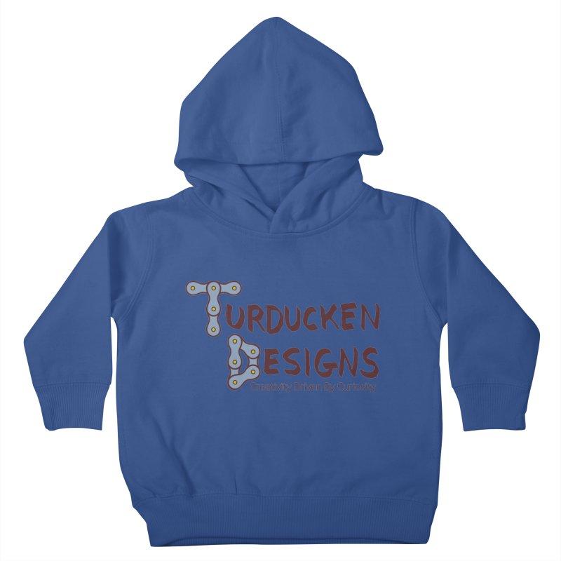 Turducken Designs Kids Toddler Pullover Hoody by NOLA 'Nacular's Shop