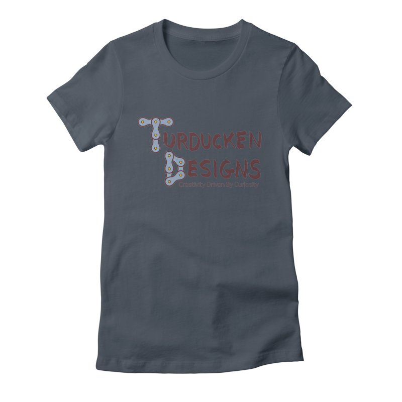 Turducken Designs Women's T-Shirt by NOLA 'Nacular's Shop