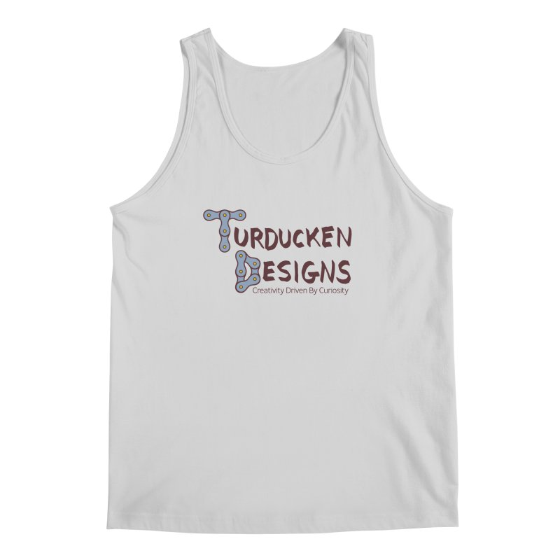 Turducken Designs Men's Regular Tank by NOLA 'Nacular's Shop