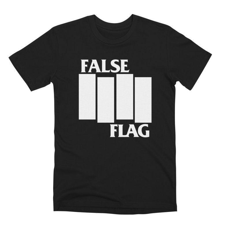 FALSE FLAG Men's Premium T-Shirt by NOLA 'Nacular's Shop