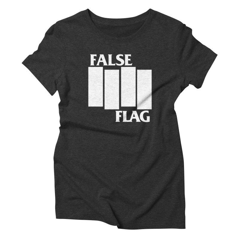 FALSE FLAG Women's T-Shirt by NOLA 'Nacular's Shop