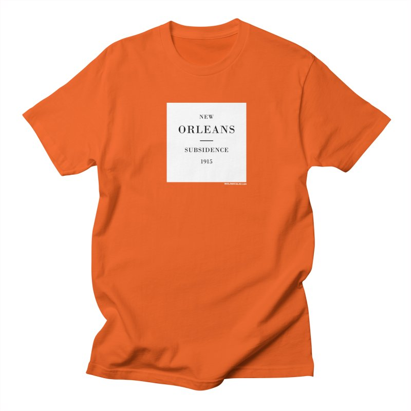 New Orleans - Subsidence Women's Regular Unisex T-Shirt by NOLA 'Nacular's Shop