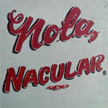NOLA 'Nacular's Shop Logo