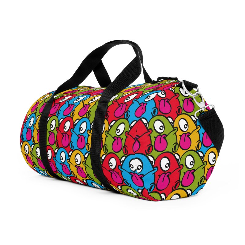 Let's go Bump all over!!! Accessories Duffel Bag Bag by nolart's Artist Shop