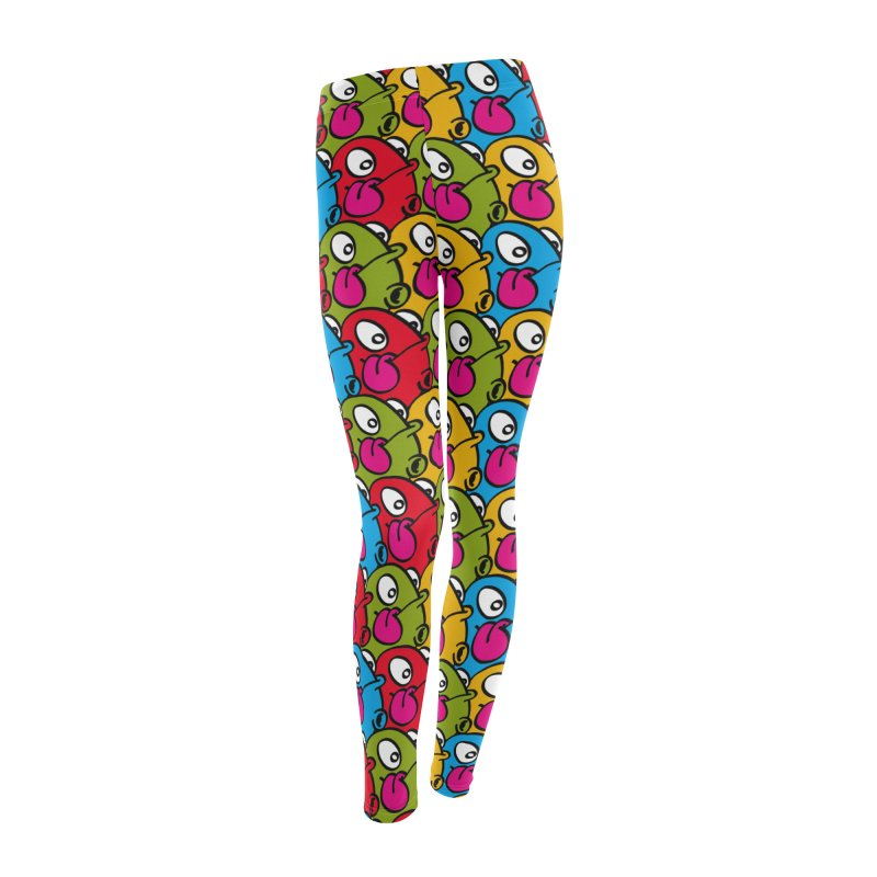 Let's go Bump all over!!! Women's Leggings Bottoms by nolart's Artist Shop