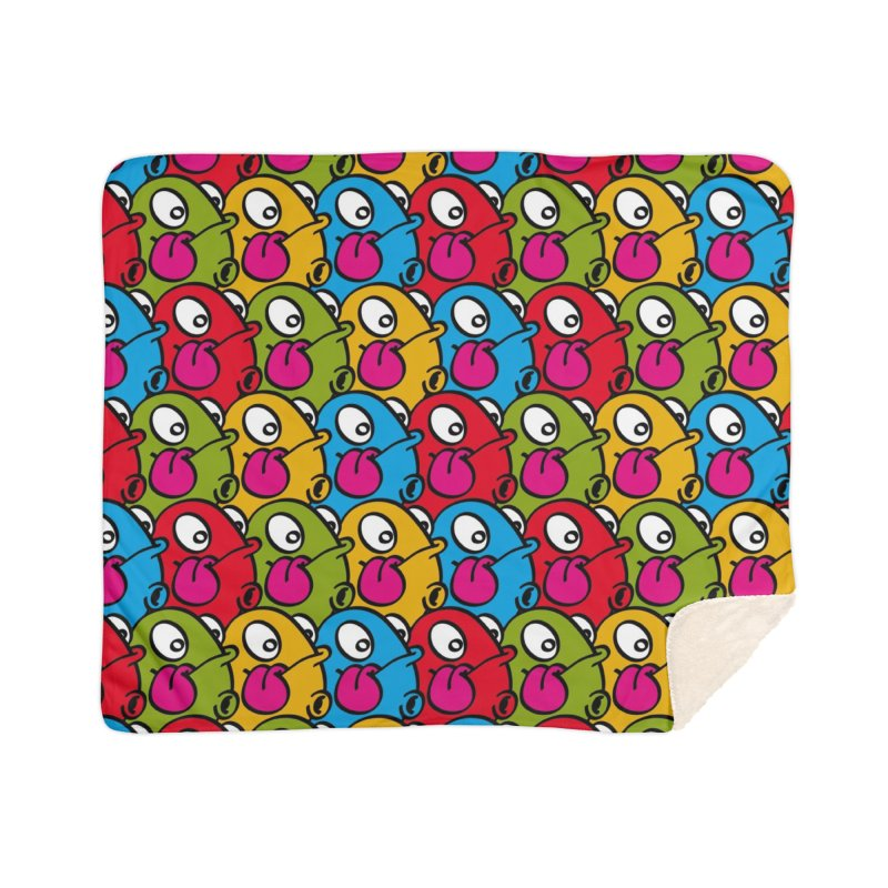 Let's go Bump all over!!! Home Blanket by nolart's Artist Shop