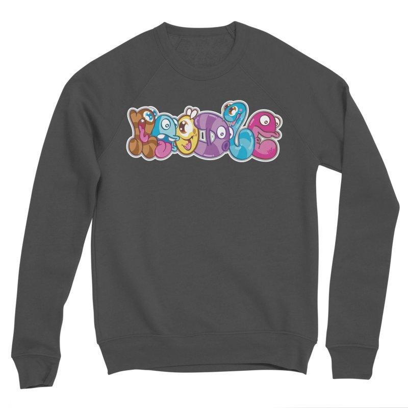 Noodle Inc 2020 Men's Sponge Fleece Sweatshirt by nolart's Artist Shop