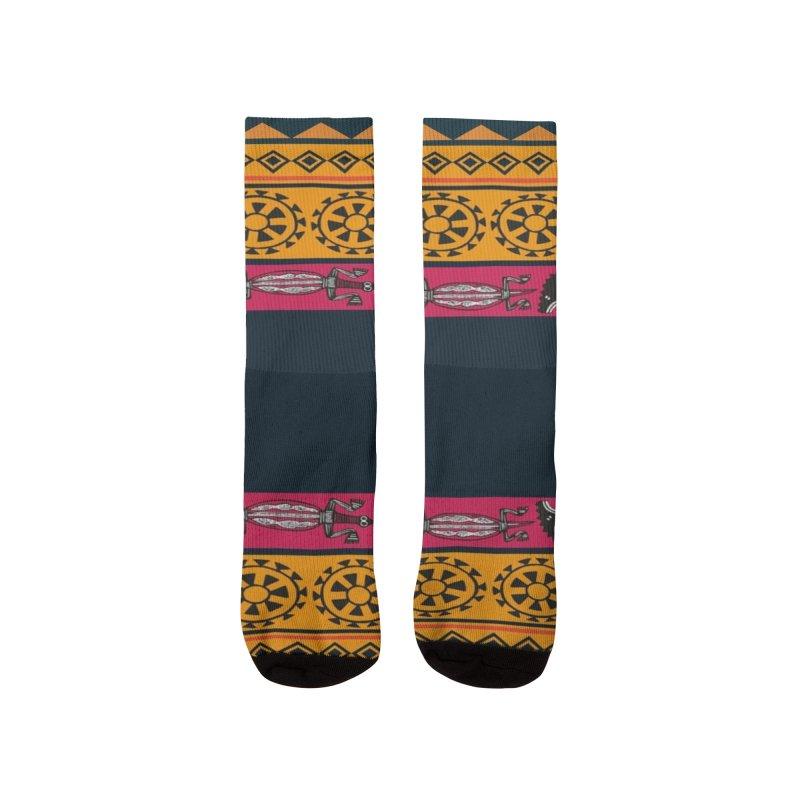 Colors of África Women's Socks by nomadfullprints Artist Shop