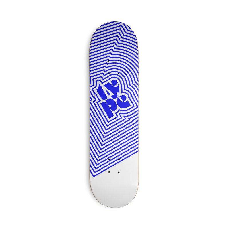 Type junkie Accessories Skateboard by Nomad Unicorn
