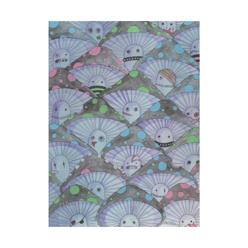 Moshruum Home Blanket by nomiantics's Artist Shop
