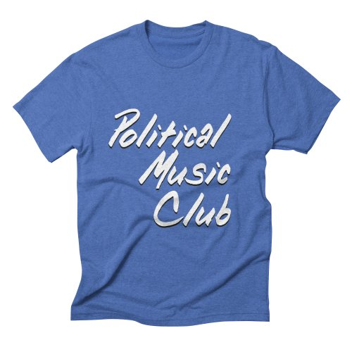 Political-Music-Club-T-Shirts