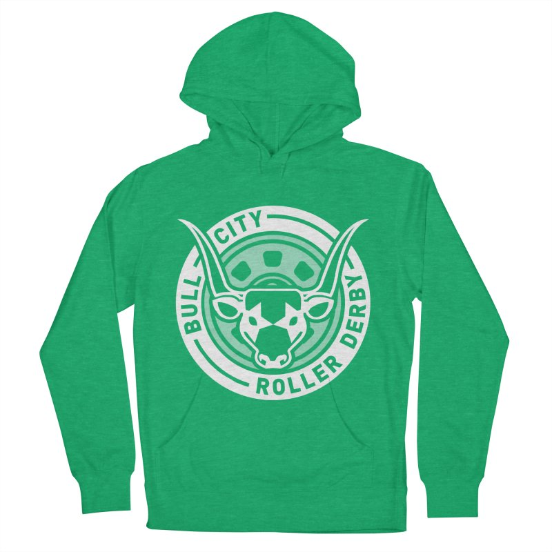 Wheel Badge Women's Pullover Hoody by nonnahsonic's Artist Shop