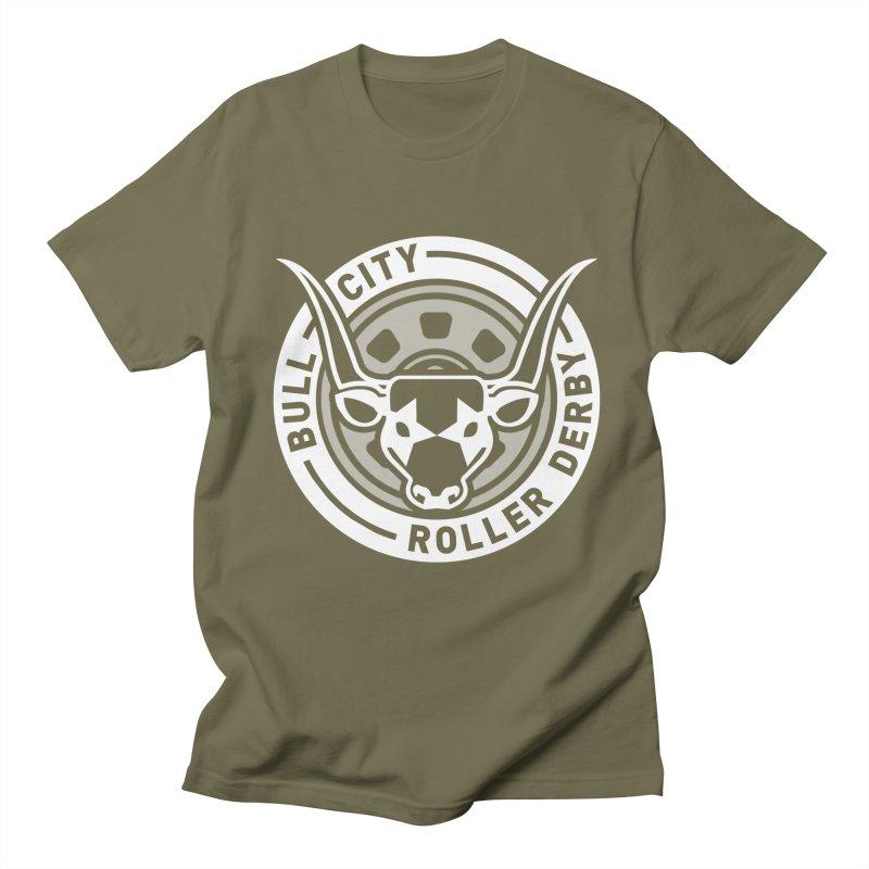 Wheel Badge Men's T-shirt by nonnahsonic's Artist Shop