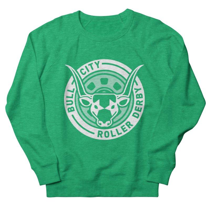 Wheel Badge Men's Sweatshirt by nonnahsonic's Artist Shop