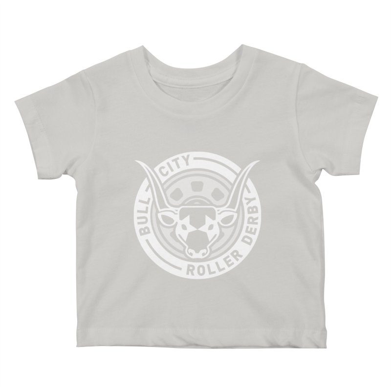 Wheel Badge Kids Baby T-Shirt by nonnahsonic's Artist Shop
