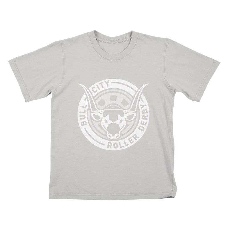 Wheel Badge Kids T-shirt by nonnahsonic's Artist Shop