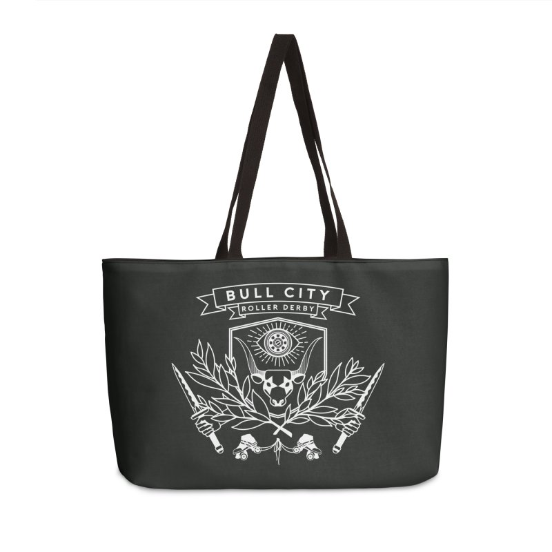 Bull City Roller Derby Accessories Bag by Bull City Roller Derby Shop