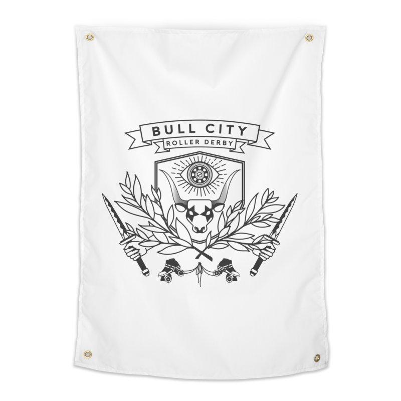 Bull City Roller Derby- Reverse   by nonnahsonic's Artist Shop