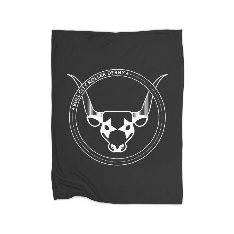 BCRD Badge Home Blanket by nonnahsonic's Artist Shop