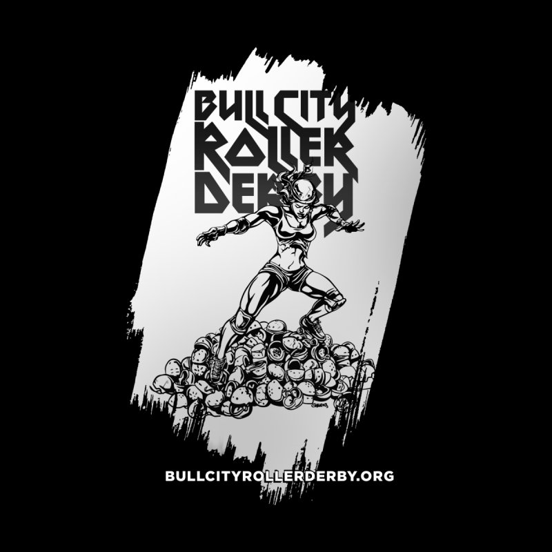 Bull City- HEAVY METAL Reverse by Bull City Roller Derby Shop