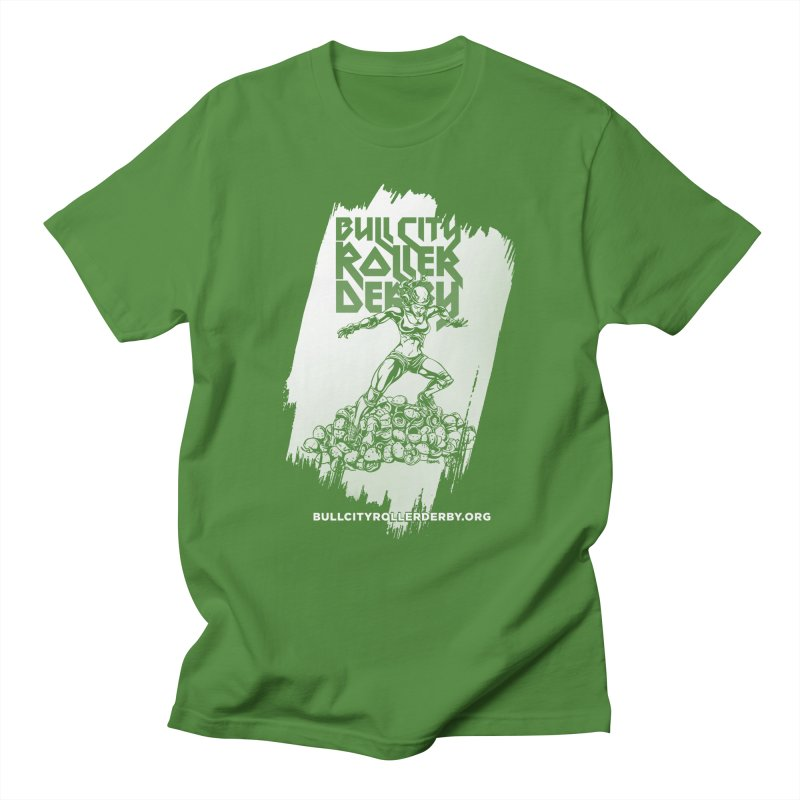 Bull City- HEAVY METAL Reverse Women's Unisex T-Shirt by nonnahsonic's Artist Shop