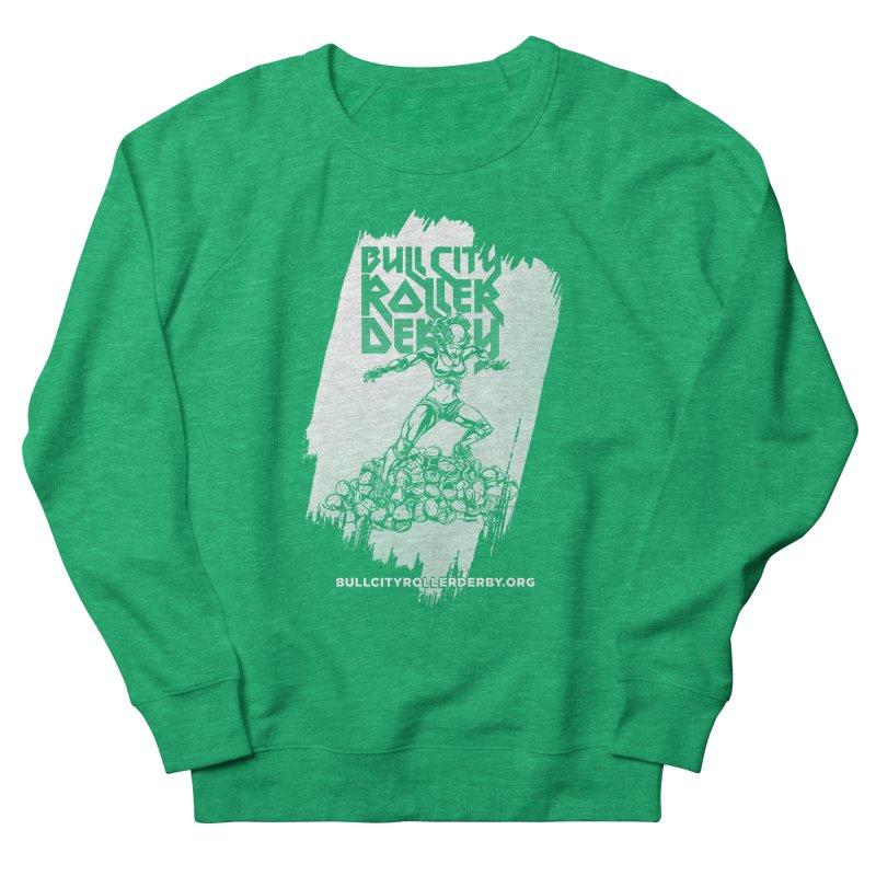Bull City- HEAVY METAL Reverse Women's Sweatshirt by nonnahsonic's Artist Shop