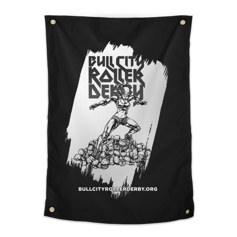 Bull City- HEAVY METAL Reverse   by nonnahsonic's Artist Shop