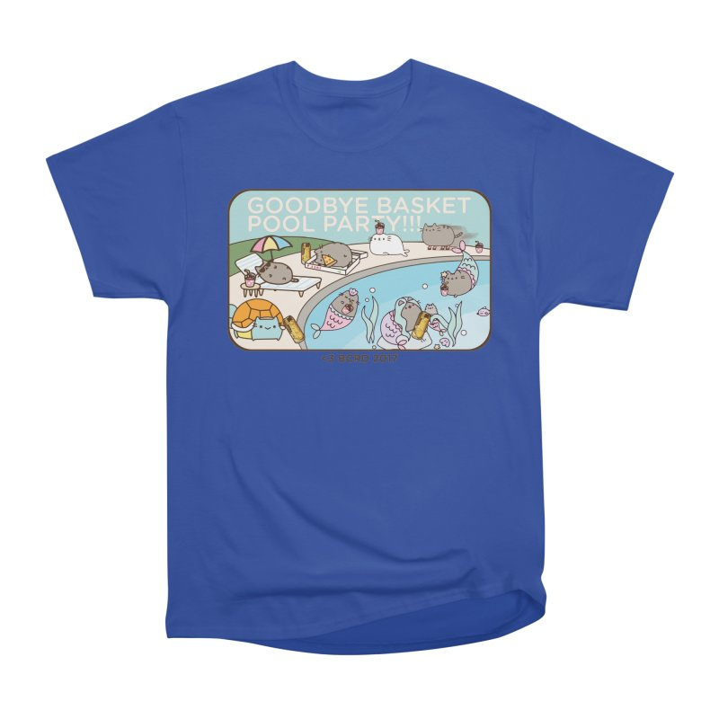 Pool Party! (Special Edition) Men's Classic T-Shirt by nonnahsonic's Artist Shop
