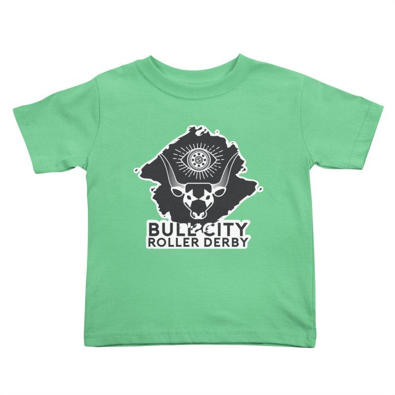 BCRD Remix! Kids Toddler T-Shirt by nonnahsonic's Artist Shop