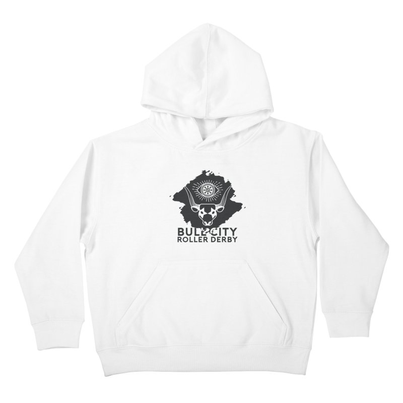 BCRD Remix! Kids Pullover Hoody by nonnahsonic's Artist Shop