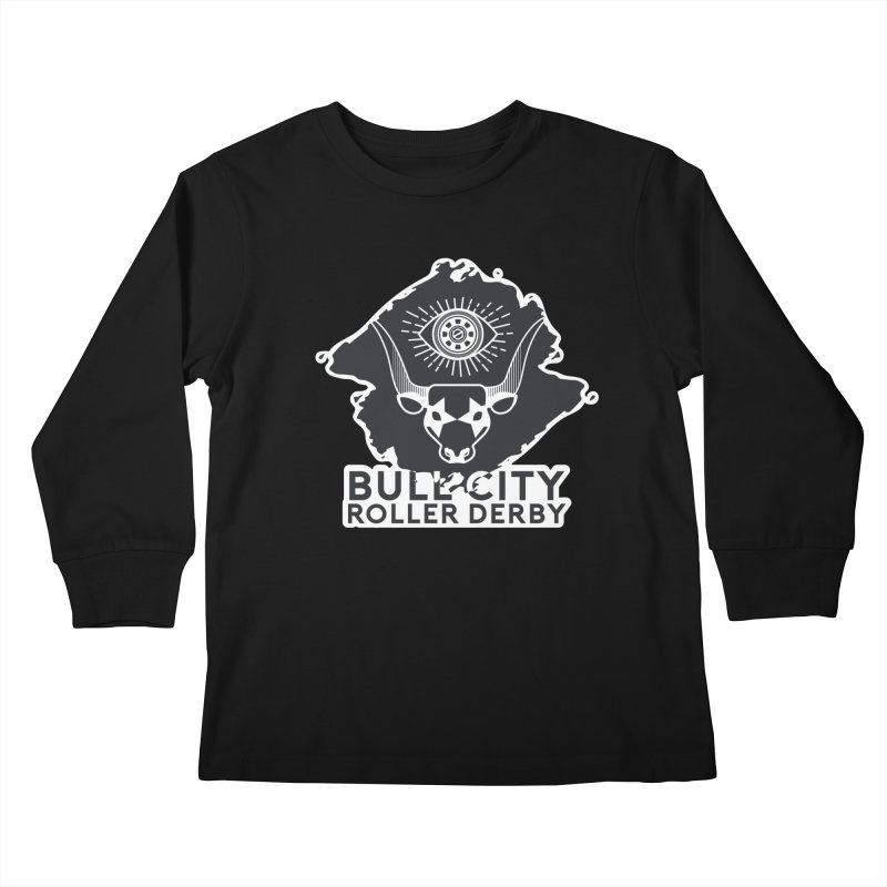 BCRD Remix! Kids Longsleeve T-Shirt by nonnahsonic's Artist Shop