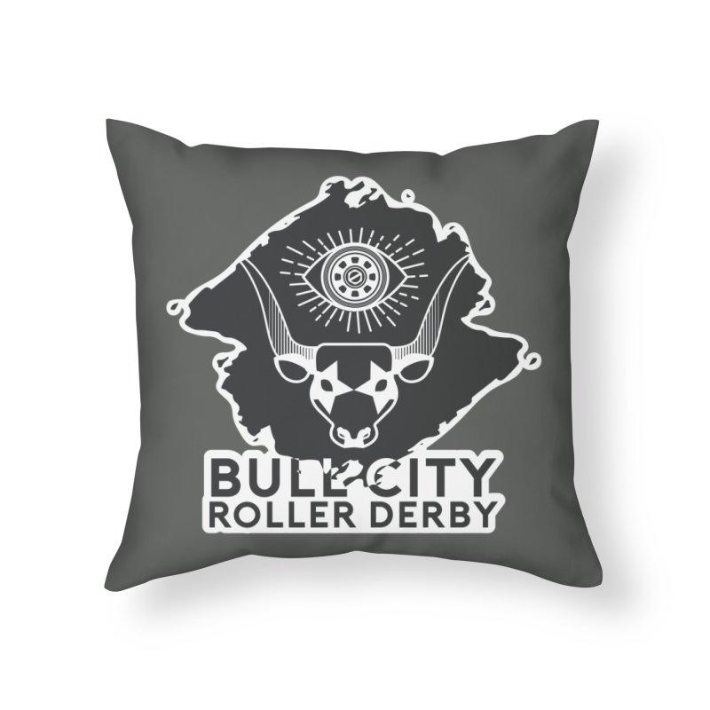 BCRD Remix! Home Throw Pillow by nonnahsonic's Artist Shop