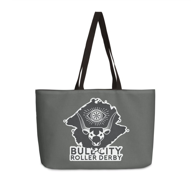 BCRD Remix! Accessories Bag by Bull City Roller Derby Shop